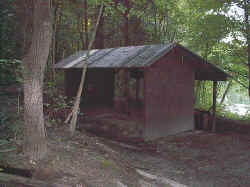 Marsh Lake Shelter House